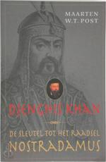 Djenghis Khan - Maarten W.T. Post (ISBN 9789038912165)