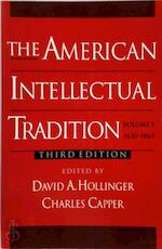 The American Intellectual Tradition: 1630-1865