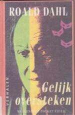 Gelijk oversteken - Roald Dahl, C.A.G. van den Broek (ISBN 9789029043342)