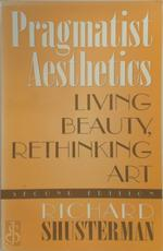 Pragmatist Aesthetics - Richard Shusterman (ISBN 9780847697656)