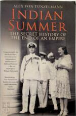 Indian Summer - Alex Von Tunzelmann (ISBN 9781416522256)