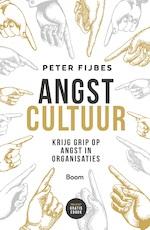Angstcultuur - Peter Fijbes (ISBN 9789024428403)