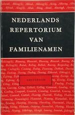Nederlands repertorium van familienamen