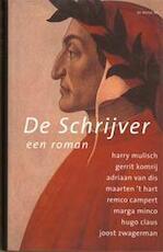 De schrijver - Harry E.A. Mulisch, Hugo Claus, Gerrit Komrij, Remco Campert, Marga Minco