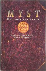 Myst - Robyn Miller, Rand Miller, David Wingrove, Erica Feberwee (ISBN 9789024523559)