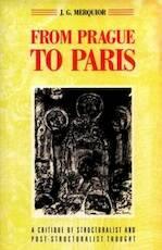 From Prague to Paris - José Guilherme Merquior (ISBN 9780860918608)