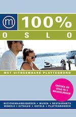 100% stedengids : 100% Oslo - Cecile Van Sasse (ISBN 9789057675836)