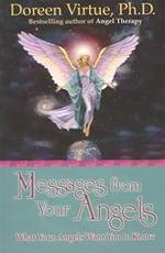 Messages from Your Angels - Doreen Virtue (ISBN 9781401900496)