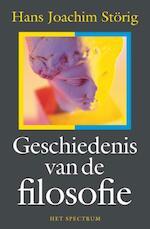 Geschiedenis van de filosofie - Hans Joachim Störig (ISBN 9789027470737)