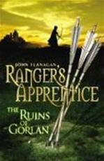 RANGER'S APPRENTICE, THE, V.1 - RUINS OF GORLAN - John Flanagan (ISBN 9780440867388)