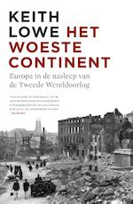 Woeste continent - Keith Lowe (ISBN 9789460036941)