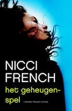 Het geheugenspel - Nicci French (ISBN 9789041424372)