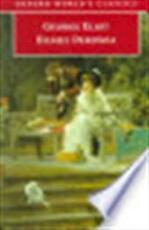 Daniel Deronda - George Eliot (ISBN 9780192834812)