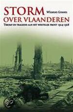 Storm over Vlaanderen - Winston Groom, Jan Braks (ISBN 9789050185967)