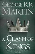 Clash of Kings - George R R Martin (ISBN 9780007447831)
