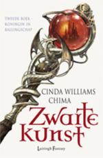 Zwarte Kunst / 2 Koningin in ballingschap - Cinda Williams Chima (ISBN 9789024529087)