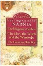 The Chronicles of Narnia - C. S. Lewis (ISBN 9781856058384)