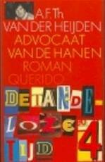 Advocaat van de hanen - A.F.T. van der Heijden (ISBN 9789021466286)