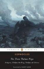 Three Theban Plays - Sophocles (ISBN 9780140444254)