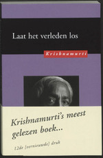Laat het verleden los - Jiddu Krishnamurti, Mary Lutyens (ISBN 9789062716319)