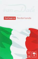 Van Dale Pocketwoordenboek Italiaans-Nederlands - Vincenzo Lo Cascio, Ed Nijpels (ISBN 9789066487857)