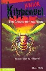 Een griezel met zes poten - Kippenvel junior - R.L. Stine, Paul van Den Belt (ISBN 9789020622041)