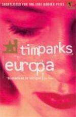 Europa - Tim Parks (ISBN 9780099268093)