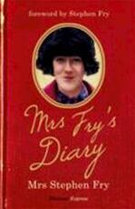 Mrs Fry's Diary - Stephen Fry (ISBN 9781444720785)