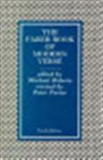 The Faber book of modern verse - Michael Roberts, Peter Porter (ISBN 9780571180172)