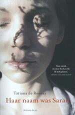 Haar naam was Sarah, Primera V&D special - Tatiana de Rosnay (ISBN 9789047203476)