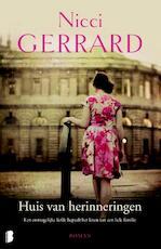 Huis van herinneringen - Nicci Gerrard (ISBN 9789022558416)