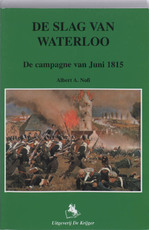 De slag van Waterloo - Albert Nofi (ISBN 9789058680259)