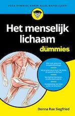 Het menselijk lichaam voor Dummies - Donna Rae Siegfried (ISBN 9789045350240)