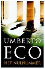 Het Nummer nul - Umberto Eco (ISBN 9789044628357)