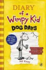 Dog Days - Jeff Kinney (ISBN 9780141331973)
