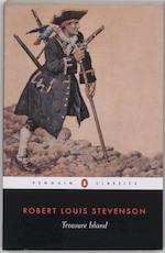 Treasure Island - Robert Louis Stevenson (ISBN 9780140437683)