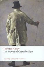 The Mayor of Casterbridge - Thomas Hardy (ISBN 9780199537037)