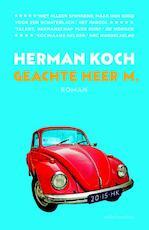 Geachte heer M. - Herman Koch (ISBN 9789026330728)