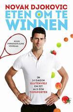 Eten om te winnen - Novak Djokovic (ISBN 9789043916806)