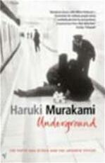 Underground - Haruki Murakami (ISBN 9780099461098)
