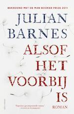 Alsof het voorbij is - Julian Barnes (ISBN 9789045020198)