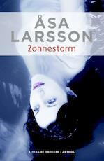 Zonnestorm - Asa Larsson (ISBN 9789041417541)