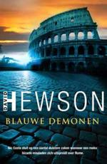 Blauwe demonen - David Hewson (ISBN 9789026128967)