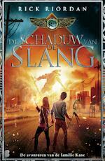 De schaduw van de slang - Rick Riordan (ISBN 9789000343904)