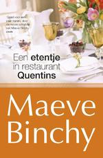 Een etentje bij restaurant Quentins - Maeve Binchy (ISBN 9789022572269)