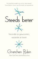 Steeds beter - Gretchen Rubin (ISBN 9789400506121)