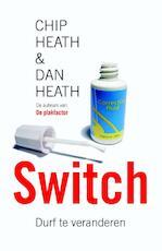 Switch - Chip Heath (ISBN 9789044973495)
