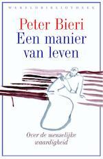 Een manier van leven - Peter Bieri (ISBN 9789028441255)