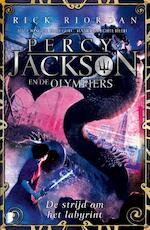 De strijd om het labyrint - Rick Riordan (ISBN 9789460230813)