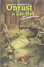 Onrust in Zar-Nak - Luc Embrechts (ISBN 9789059321809)